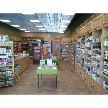 Inside one of our stores
