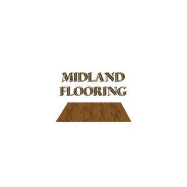 Midland Flooring logo