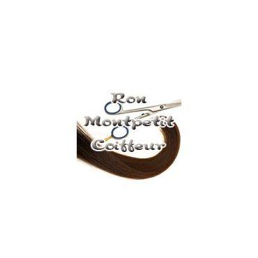 Ron Montpetit - Coiffeur logo