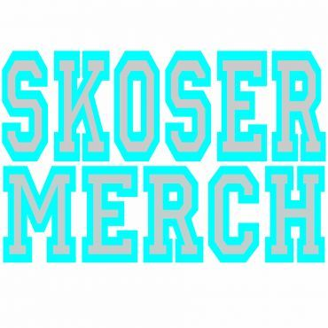 Skoser Merch logo