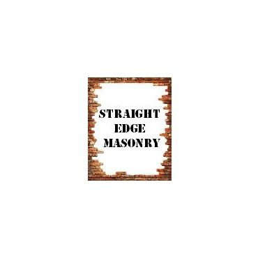 Straight Edge Masonry logo