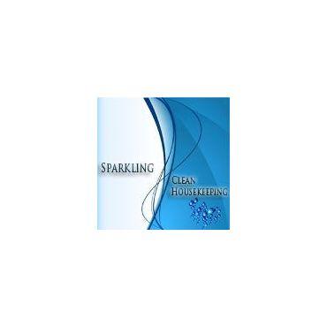 Sparkling Clean Housekeeping logo