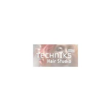TECHNIKS HAIR STUDIO PROFILE.logo