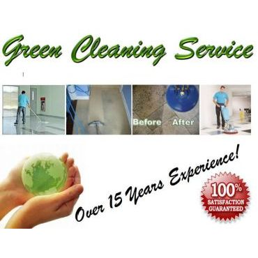 Green Cleaning Service PROFILE.logo