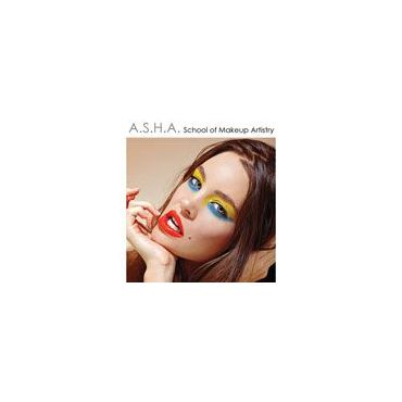 A.S.H.A School of Makeup Artistry PROFILE.logo