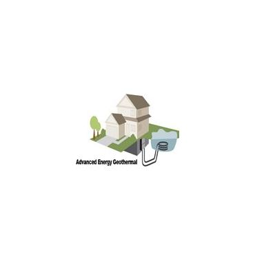 Advanced Energy Geothermal logo