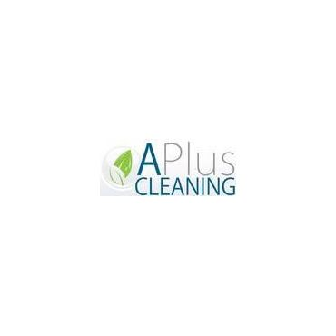 A Plus Cleaning logo