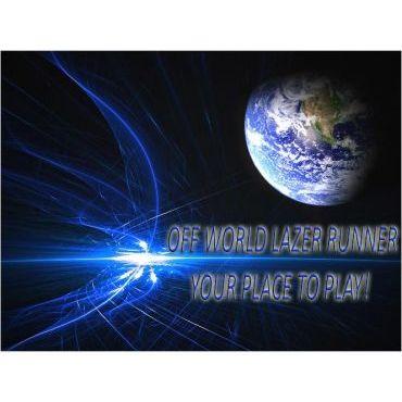 Off World Lazer Runner logo