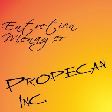 Entretien Ménager Propecan Inc PROFILE.logo