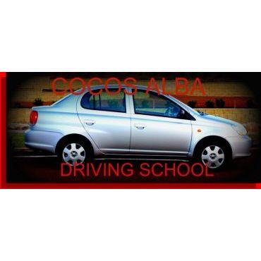 Coco's Alba Driving School logo