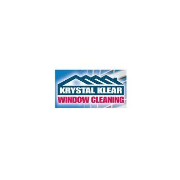 Krystal Klear Window Cleaning logo
