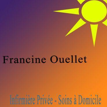 Francine Ouellet - Infirmière Privée Soins à Domicile PROFILE.logo
