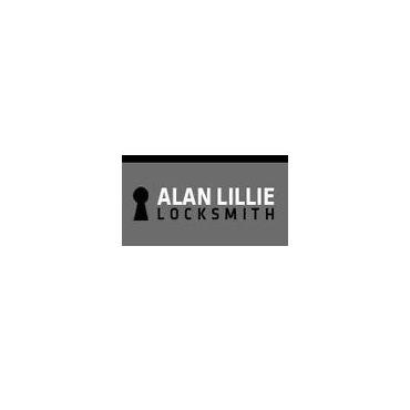 Alan Lillie Locksmith logo