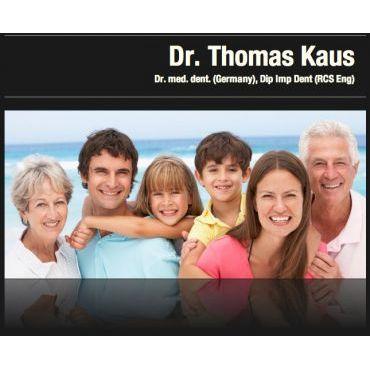 Dr. Thomas Kaus PROFILE.logo