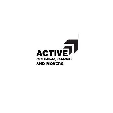 Active Courier, Cargo and Movers logo