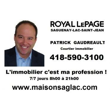 Patrick Gaudreault Courtier Immobilier PROFILE.logo