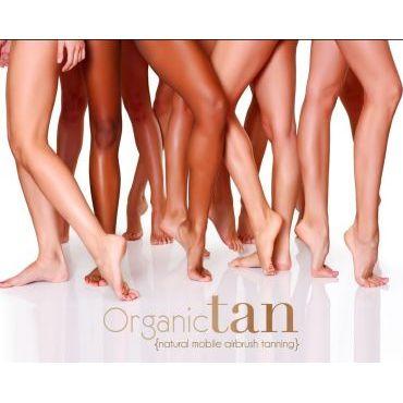 Organic tan PROFILE.logo
