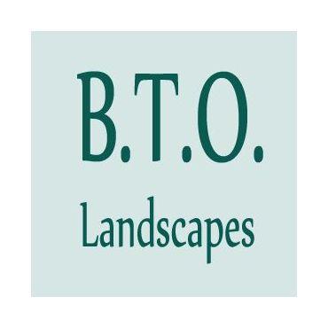 B.T.O. Landscapes logo