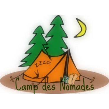 Camp Les Nomades logo
