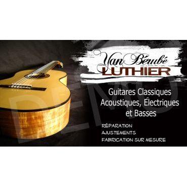 Yan Bérubé Luthier logo
