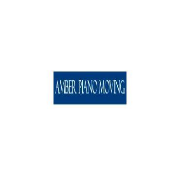 Amber Piano Moving logo