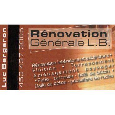 Rénovation Générale L.B. PROFILE.logo
