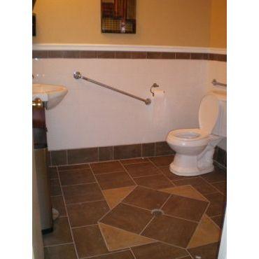 Restaurant Bathroom reno