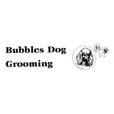 Bubbles Dog Grooming PROFILE.logo