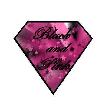 Black and Pink PROFILE.logo