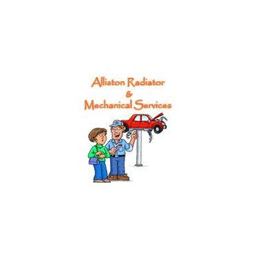 Alliston Radiator & Mechanical Services PROFILE.logo