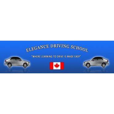Elegance Driving School logo