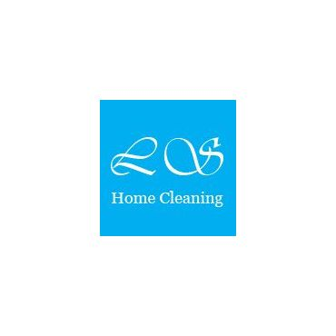 LS Home Cleaning logo