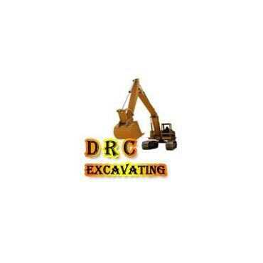 D R C Excavating PROFILE.logo
