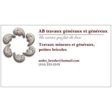 AB Travaux Généraux et Généreux logo