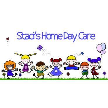 Staci's Home Daycare logo