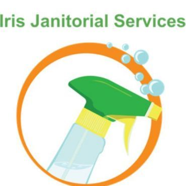 Iris Janitorial and Cleaning Services logo