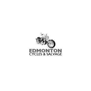 Edmonton Cycles & Salvage logo