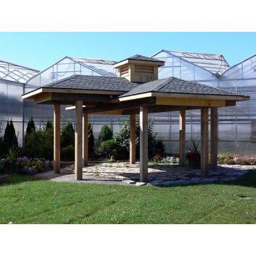 Gazebos and Pavilions