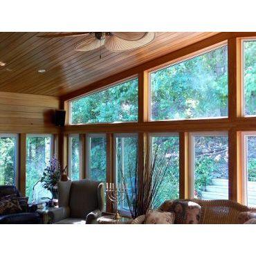 Windows, siding and trim