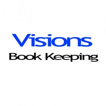 Visions Bookkeeping logo