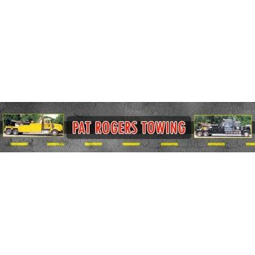Pat Rogers Towing Service PROFILE.logo