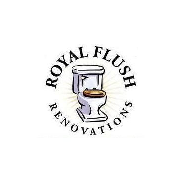 Royal Flush Plumbing & Renovations logo