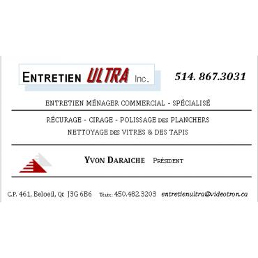 Entretien Ultra Inc. PROFILE.logo