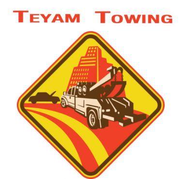 Teyam Towing logo
