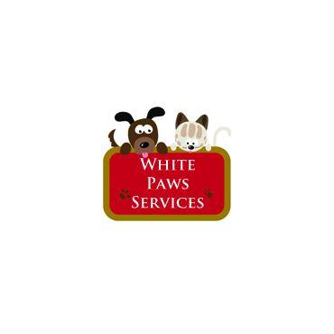 White Paws logo
