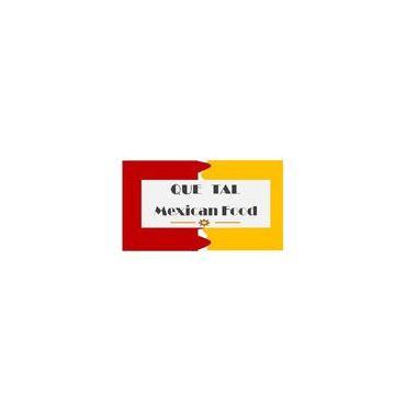 QUE TAL MEXICAN FOOD logo
