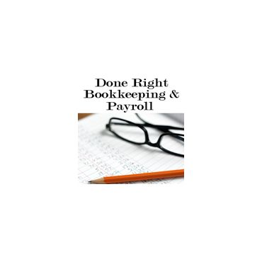 Done Right Bookkeeping & Payroll logo
