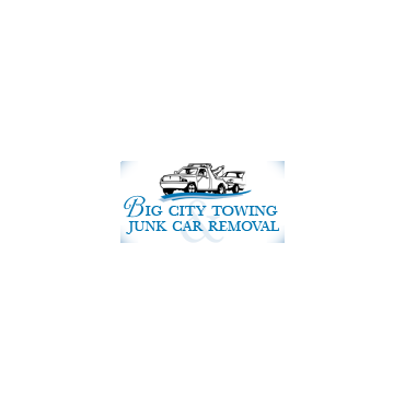 Big City Towing & Junk Car Removal logo
