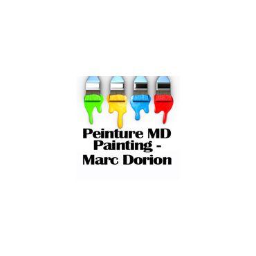 Peinture MD Painting-Marc Dorion PROFILE.logo
