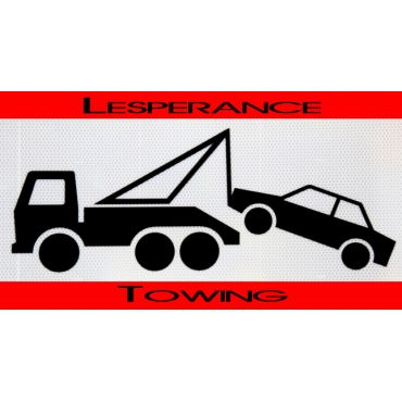 Lesperance Towing logo